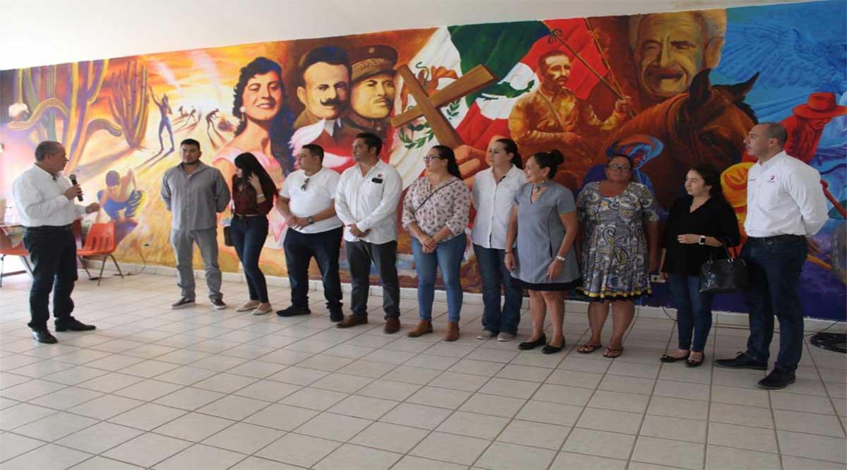 Integran nueva Mesa Directiva de Canirac Comondú