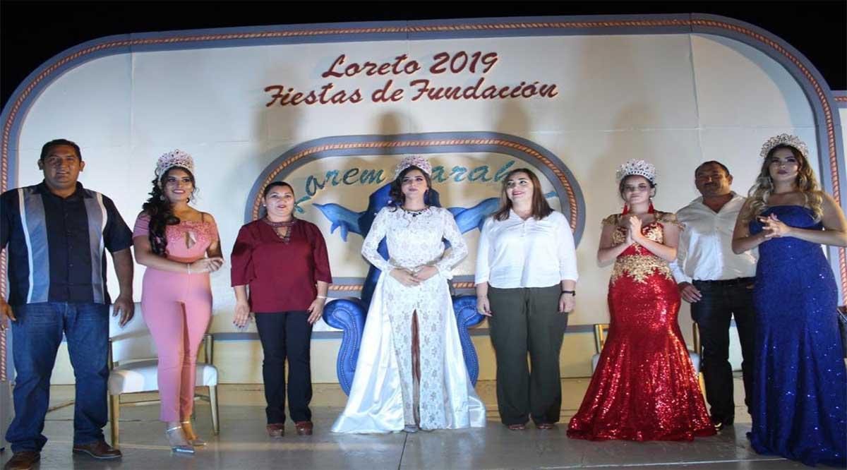 Arrancó la semana de actividades artísticas en Loreto por su fundación