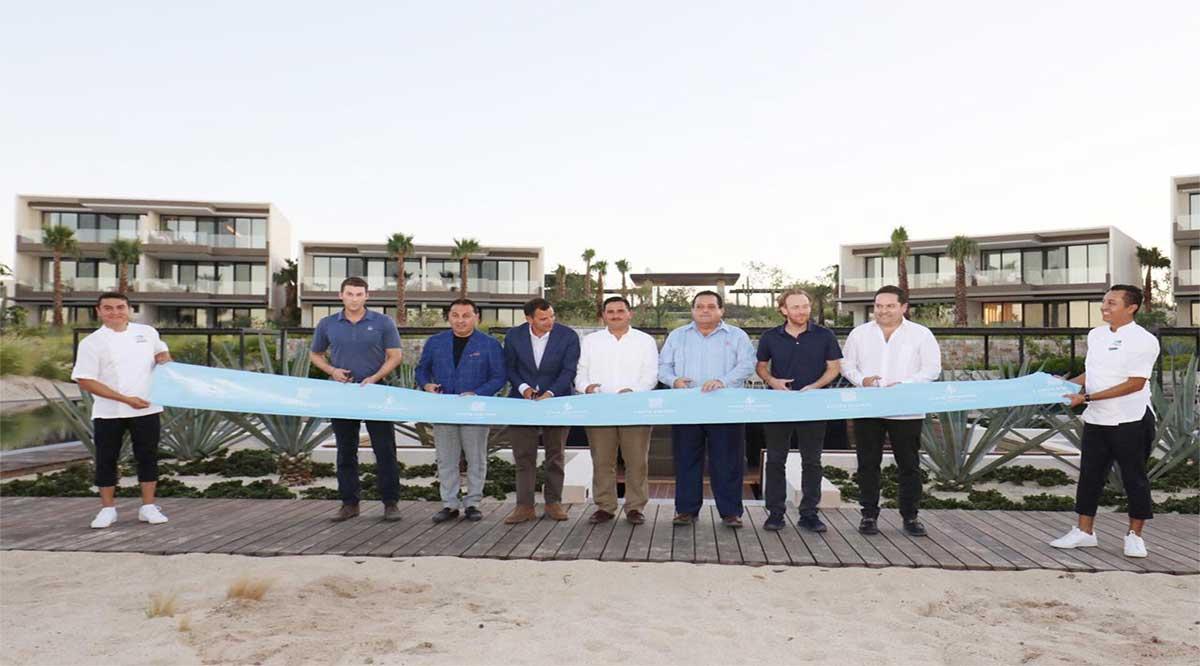 Inauguran hotel Four Seasons con inversión de 800 mdd en Los Cabos