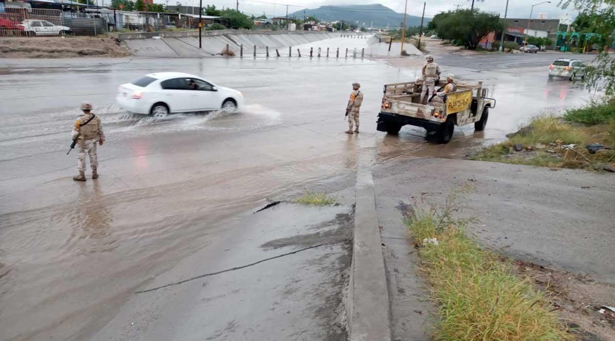 Analizan se declaren ciertos puntos de CSL como zona de desastre tras las lluvias