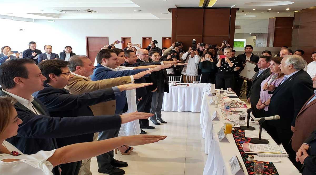 Asume Luis Araiza dirigencia de Secretarios de Turismo México