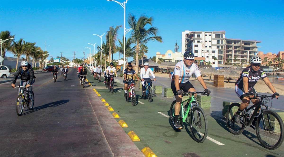 Vía una aplicación el Ayuntamiento de La Paz difundirá el turismo deportivo