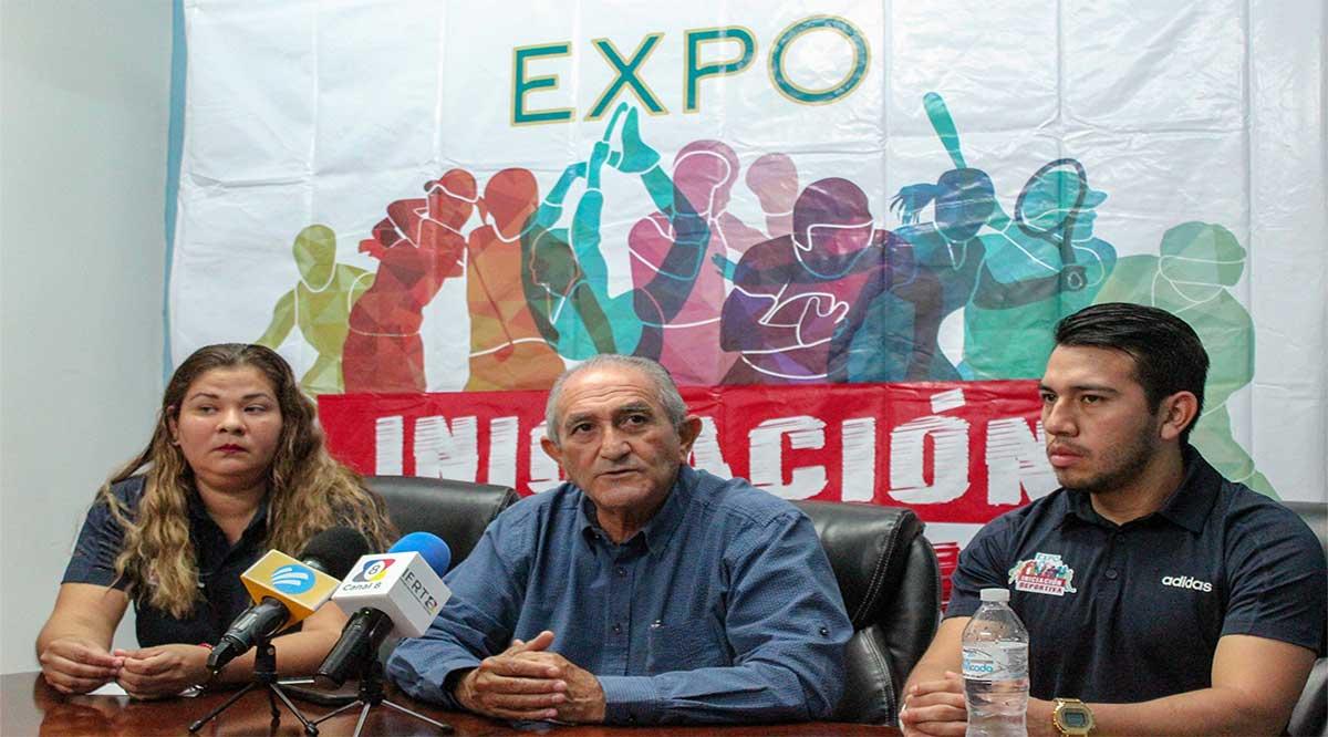 Captarán nuevos talentos en Expo Iniciación Deportiva