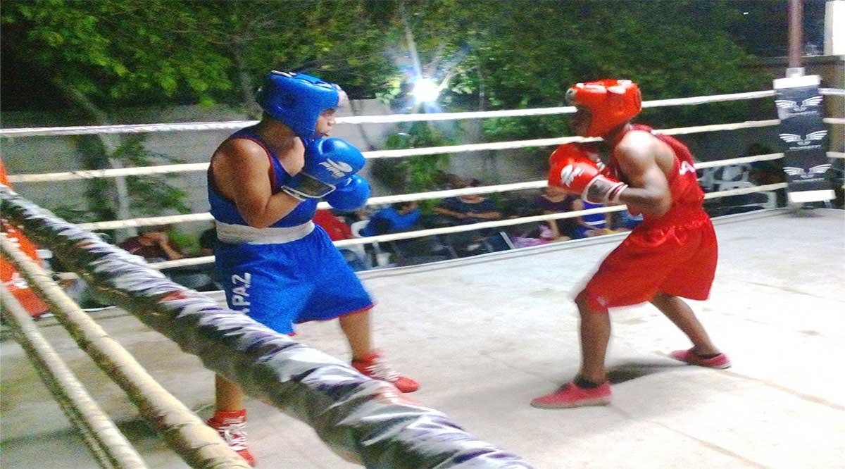 Se disputarán 23 peleas hoy por la tarde en la arena Talamantes