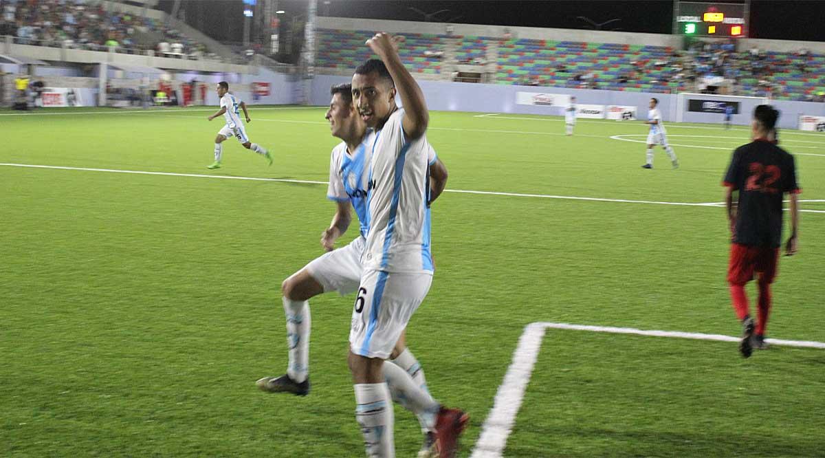 Golea La Paz F.C. 7-0 a Deportivo Dongu