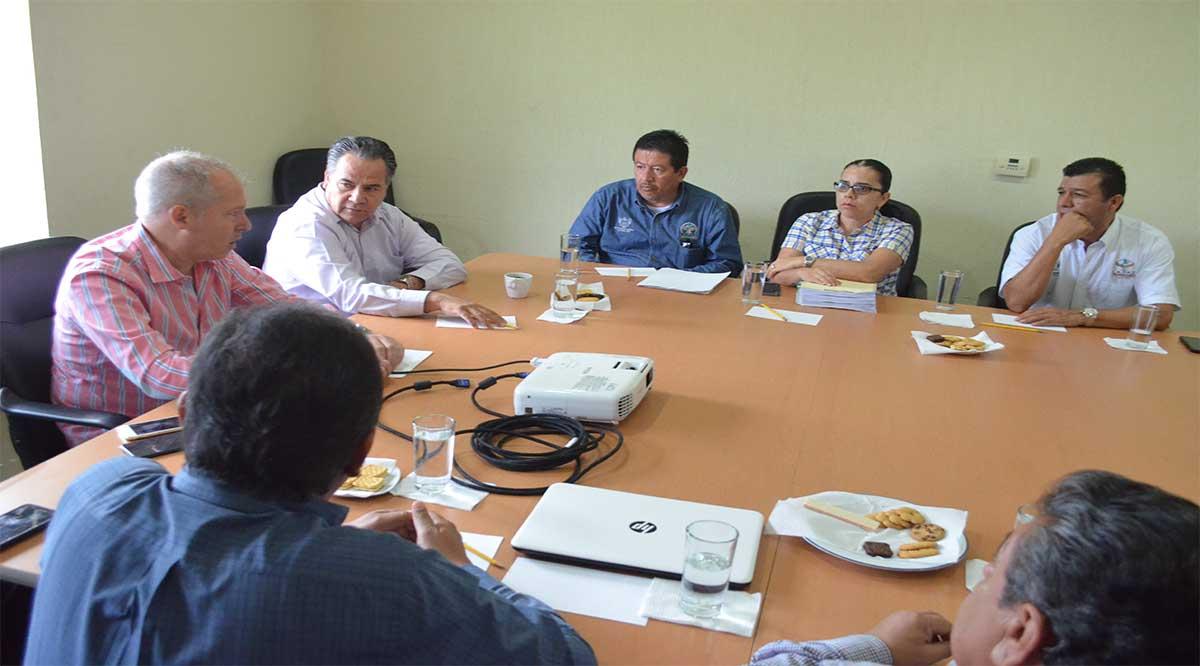 Concluyen mesas de trabajo con los 5 Ayuntamientos para recepción de paquetes fiscales