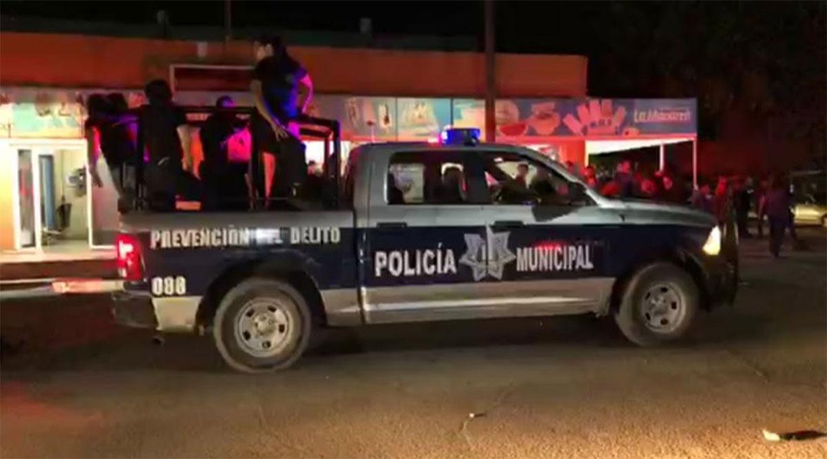 En operativo de Noche de Brujas en Comondú se detuvo a 90 personas