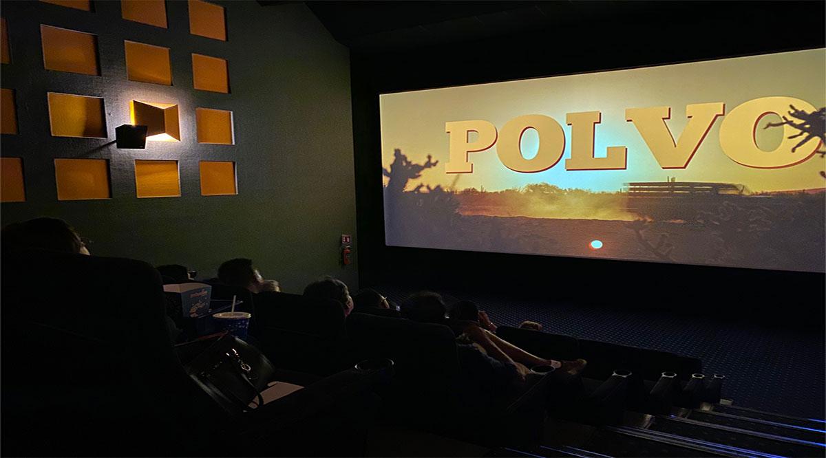 """Estrenan filme """"Polvo"""" rodado en San Ignacio"""