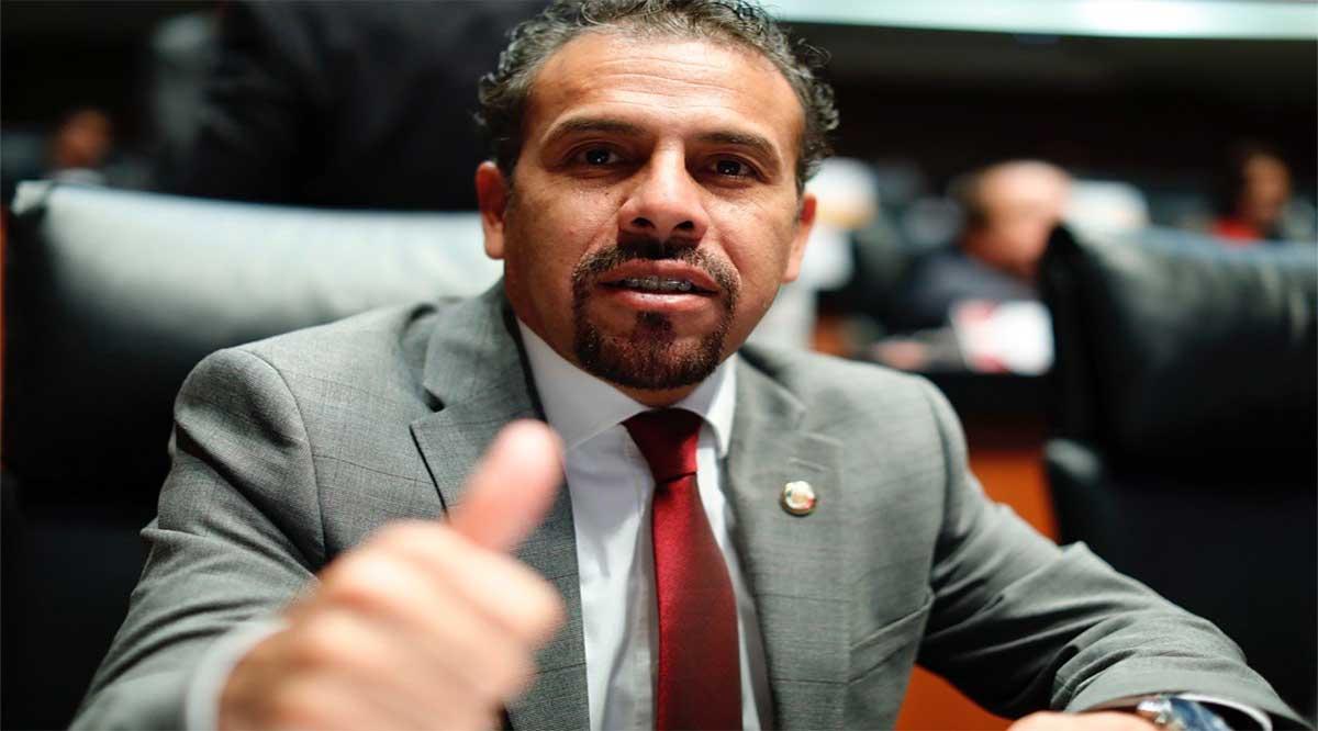 Dará el 16 de noviembre el senador Velázquez su informe legislativo en La Paz