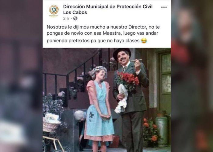 Páginas del Ayuntamiento de Los Cabos fueron hakeadas reveló Alcaldesa