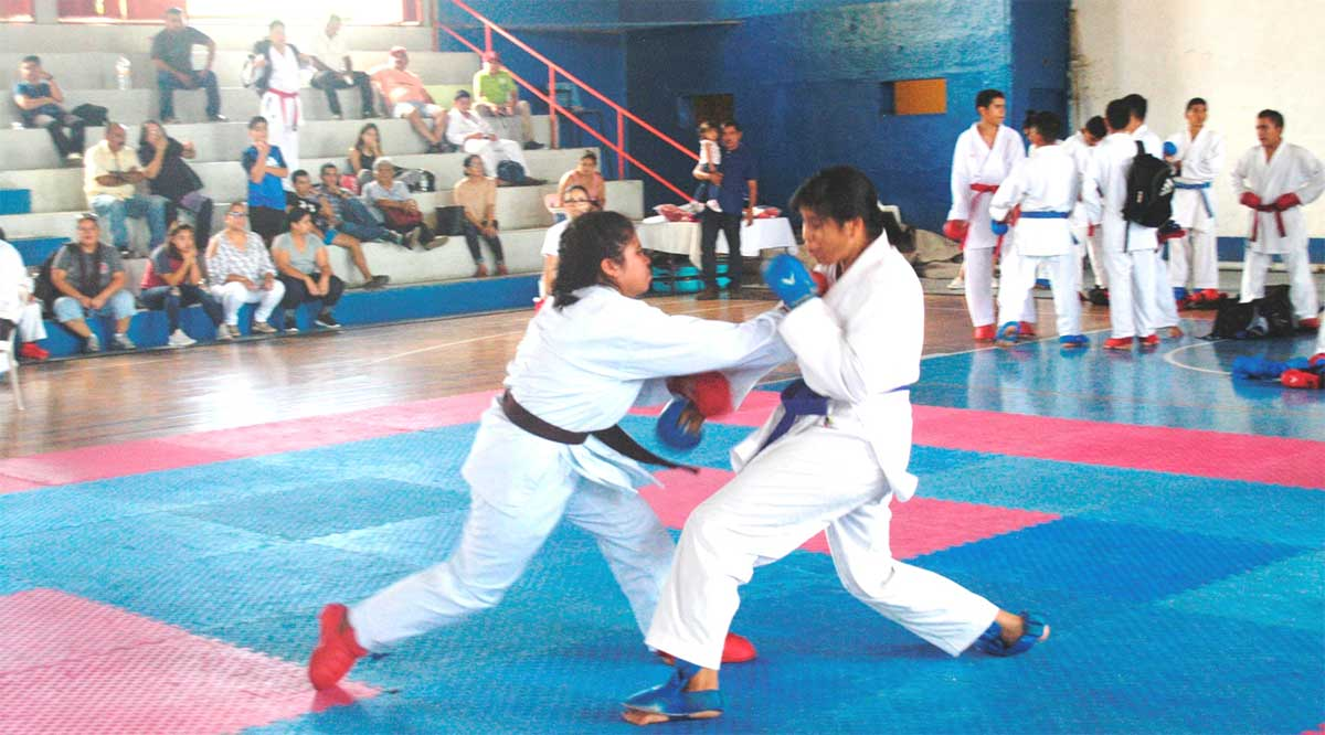 Se realizará Torneo Municipal de Karate en La Paz