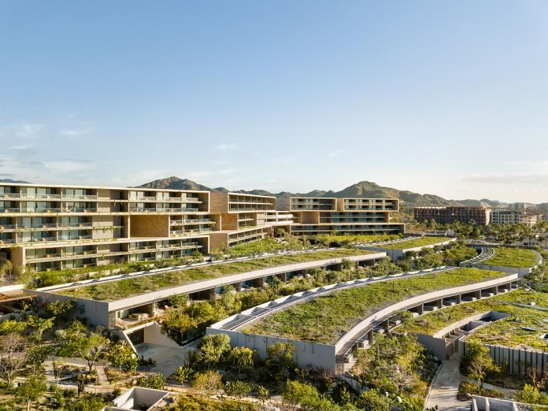 Distinguen al hotel Solaz Los Cabos con el premio internacional de Obras Cemex 2019