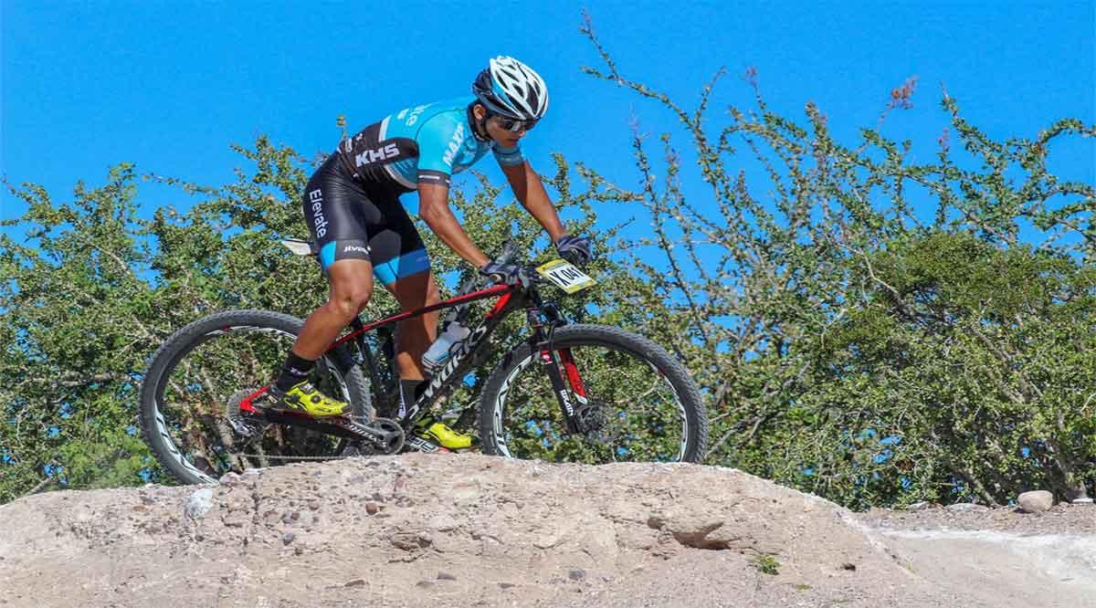 Ganó José Alfredo Rodríguez la Carrera MTB del Pavo