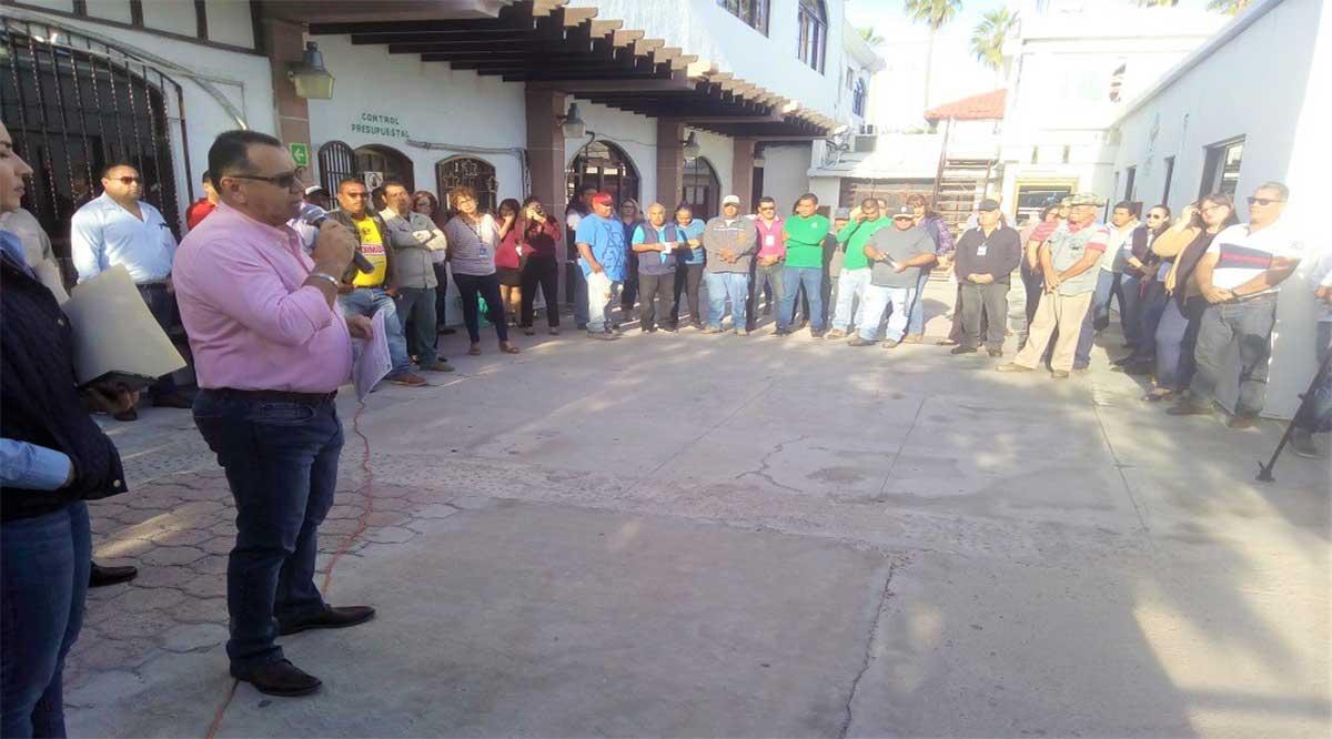 Sindicato de Burócratas no fue consultado en nombramientos del Oomsapas de La Paz asegura su dirigente