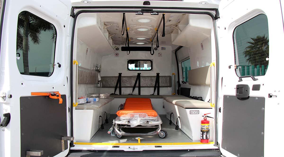 Entrega el IMSS una ambulancia y una camioneta para atender a derechohabientes del norte de BCS