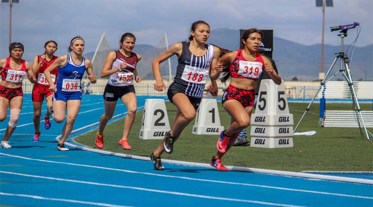 Se celebrará el 11 y 12 de enero el selectivo de atletismo de La Paz