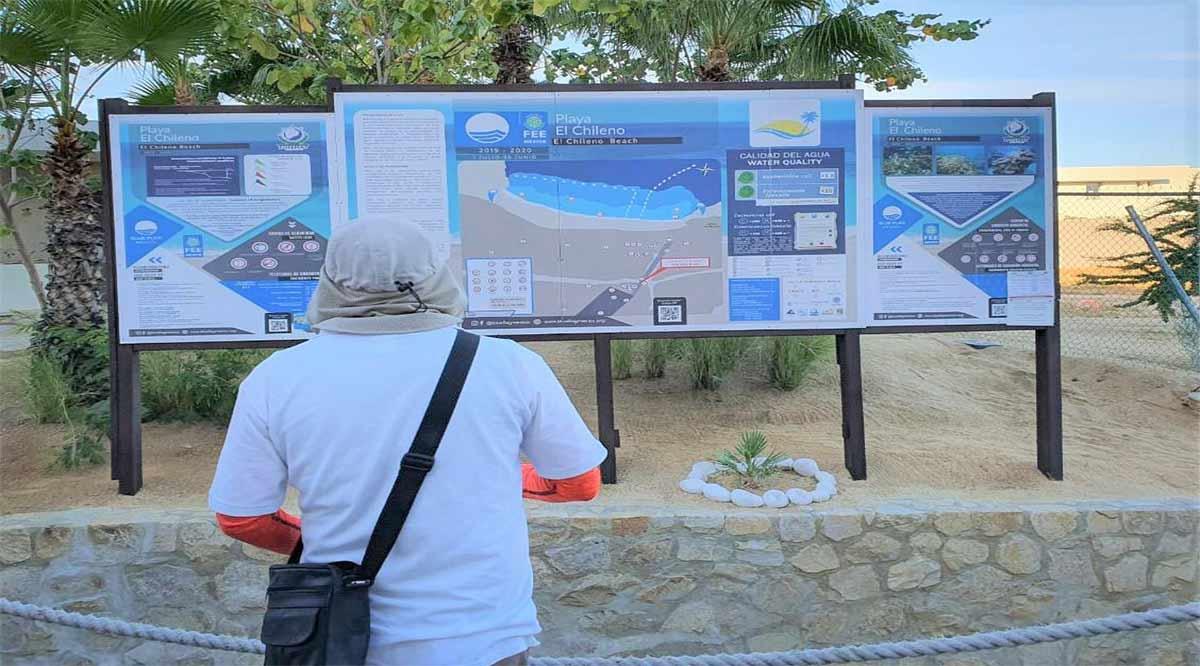 Busca Los Cabos certificación Blue Flag de 24 playas