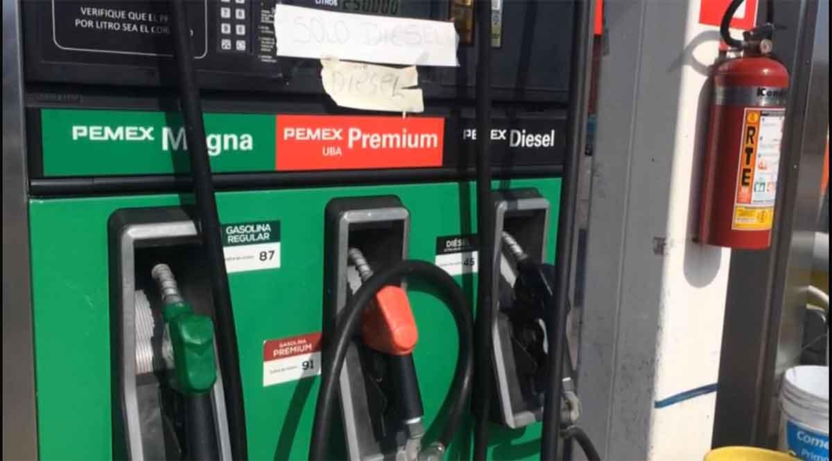 Se impulsa la eliminación del IEPS en las gasolinas para bajar los precios: R. Mares