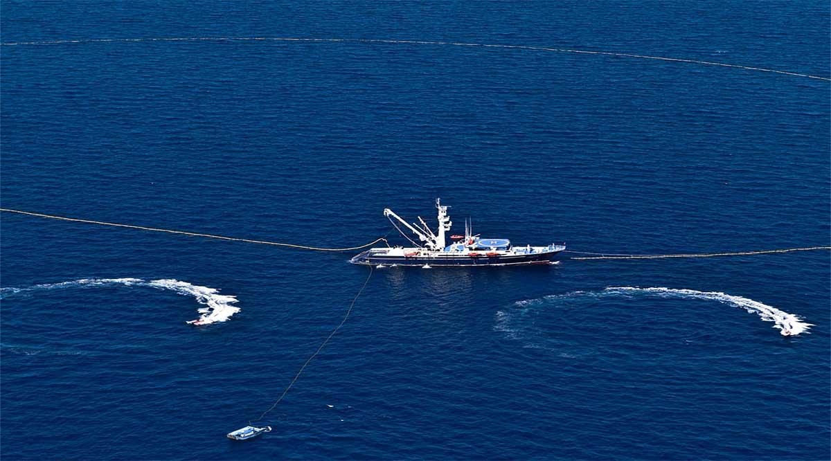 Inició la temporada de pesca de atún en el Océano Pacífico