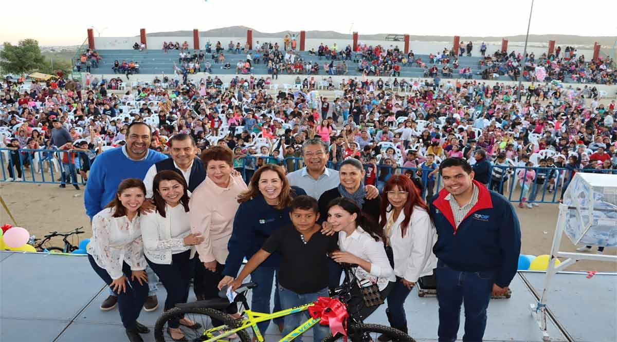 Concluyeron Festivales de Día de Reyes del SEDIF