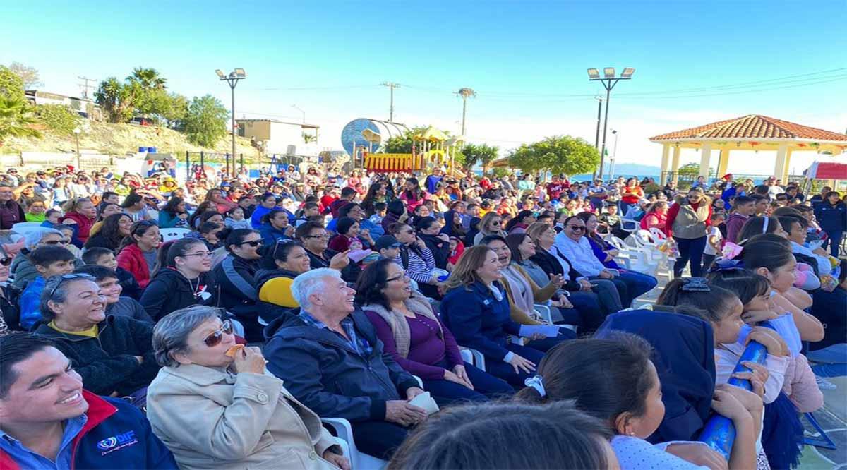 Arrancó en Bahía Tortugas el Festival de Reyes 2020