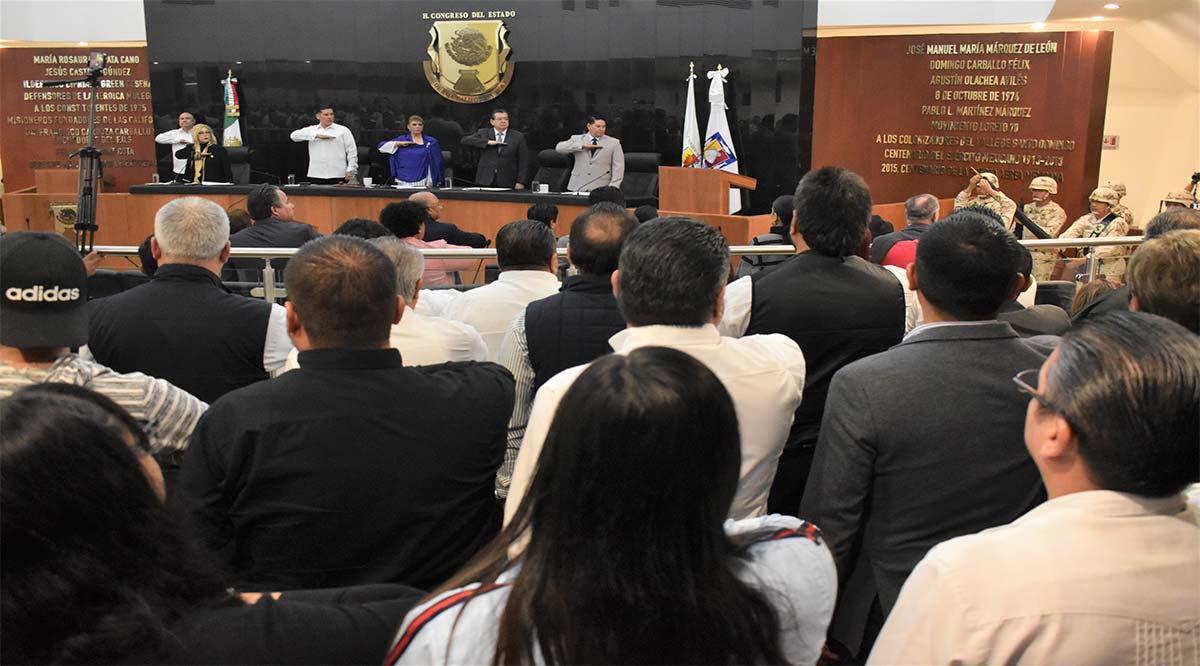 Llaman a la negociación y unidad para mantener los principios que dieron origen a la Constitución de BCS