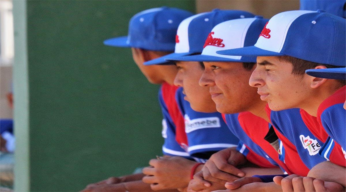 Del 28 de febrero al 1 de marzo la etapa estatal de los Nacionales Conade de Beisbol