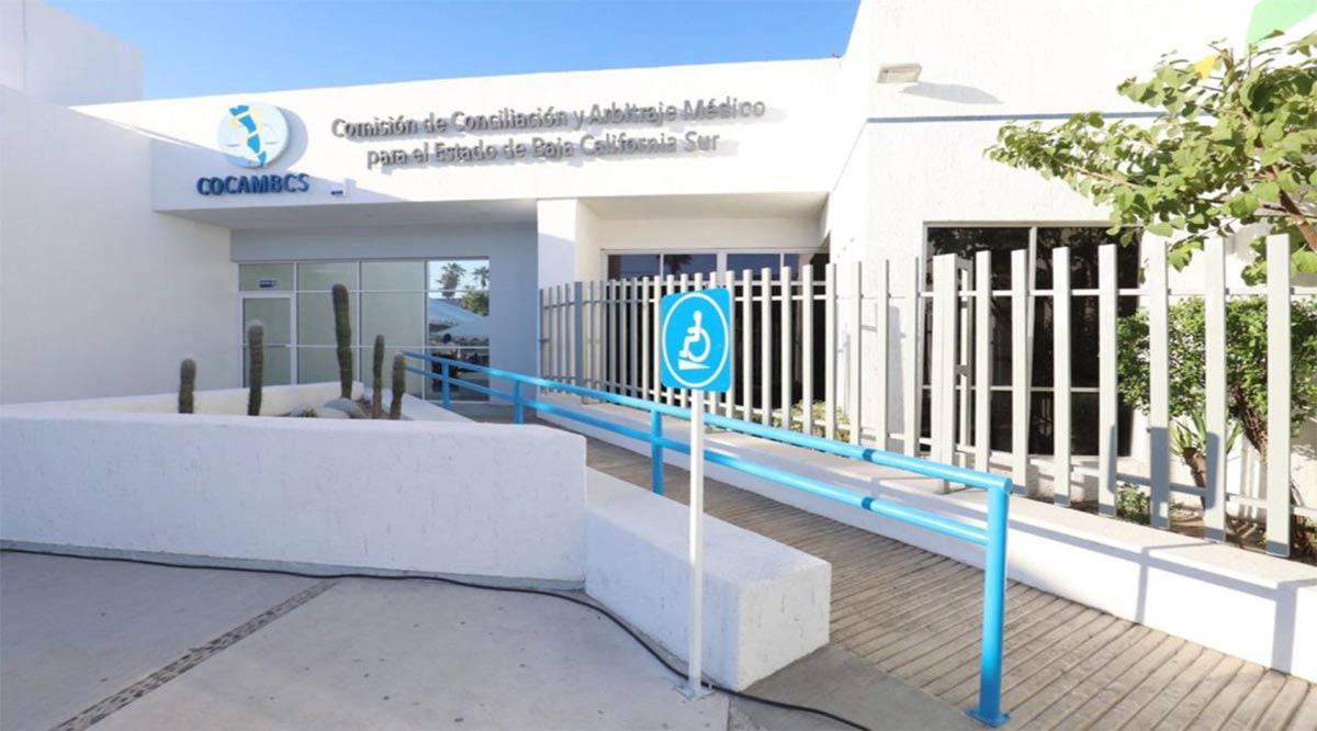 Convoca Congreso a ocupar espacios médico y jurídico en la Comisión de Conciliación y Arbitraje Médico de BCS