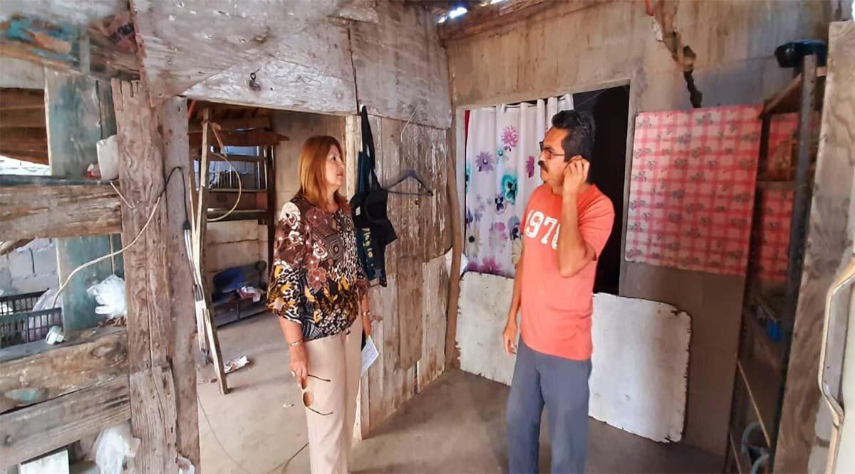 Acerca INVI programas de mejoramiento de vivienda en Los Cabos