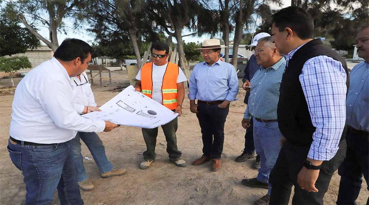 En abril concluirán el parque infantil de La Purísima y la plaza pública de San Isidro