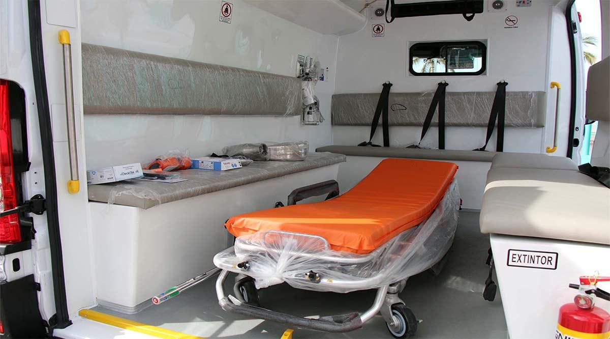 Capacitan a paramédicos de Los Cabos en medidas de bioseguridad sobre el Covid-19