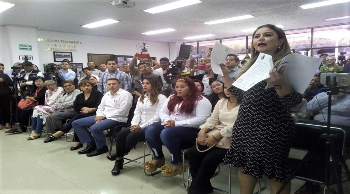 La Diputación Permanente anuló nombramientos en el Congreso del Estado vía una Declaratoria