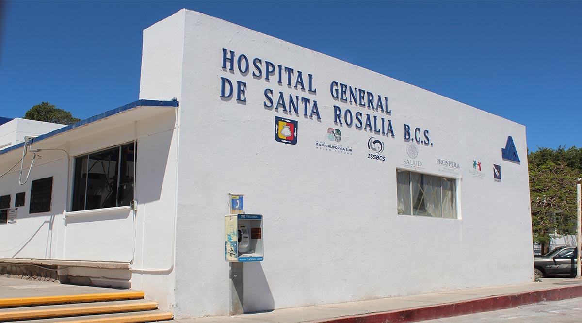 Promueven en hospital de Santa Rosalía medidas de higiene para evitar infecciones respiratorias