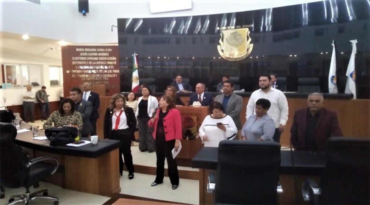 Inédito lo que pasa en el Poder Legislativo de BCS
