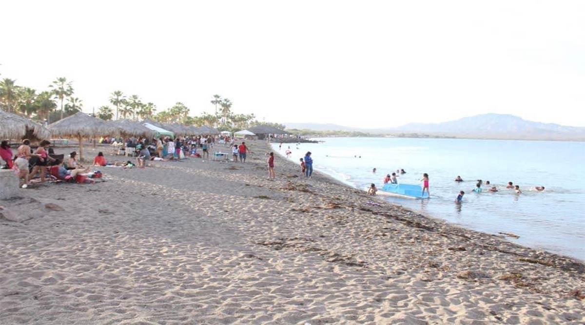 Restringirán acceso a las playas en Loreto durante Semana Santa
