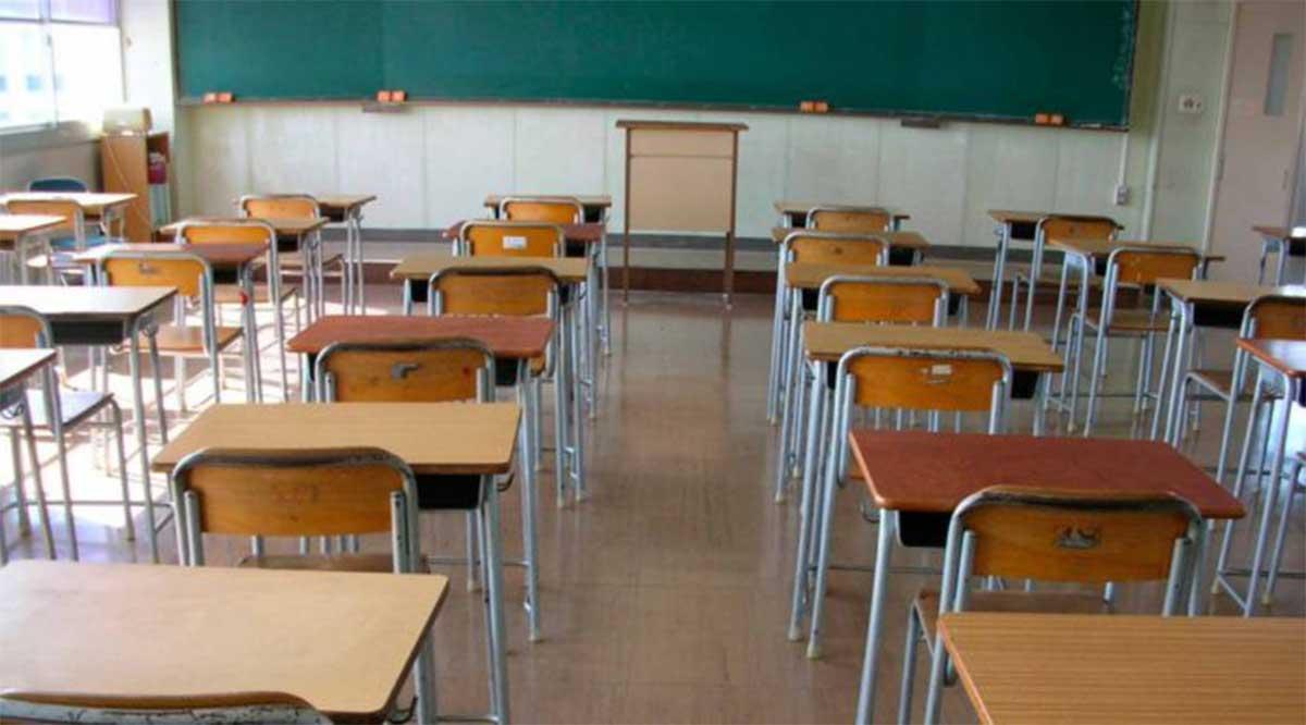 Se amplía receso educativo del 20 de marzo al 20 de abril en México