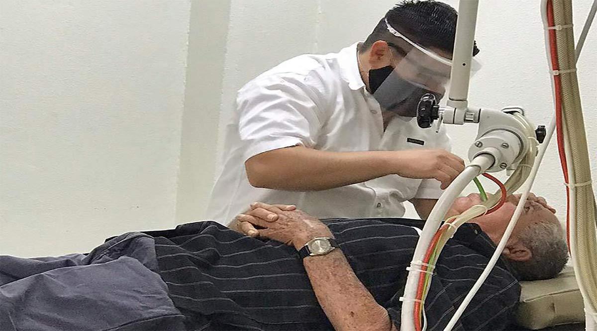 Pacientes graves de Covid-19 en Mulegé serían trasladados a otra unidad médica