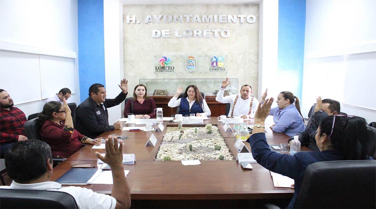 Dará el Ayuntamiento de Loreto diversas prórrogas y descuentos en contribuciones