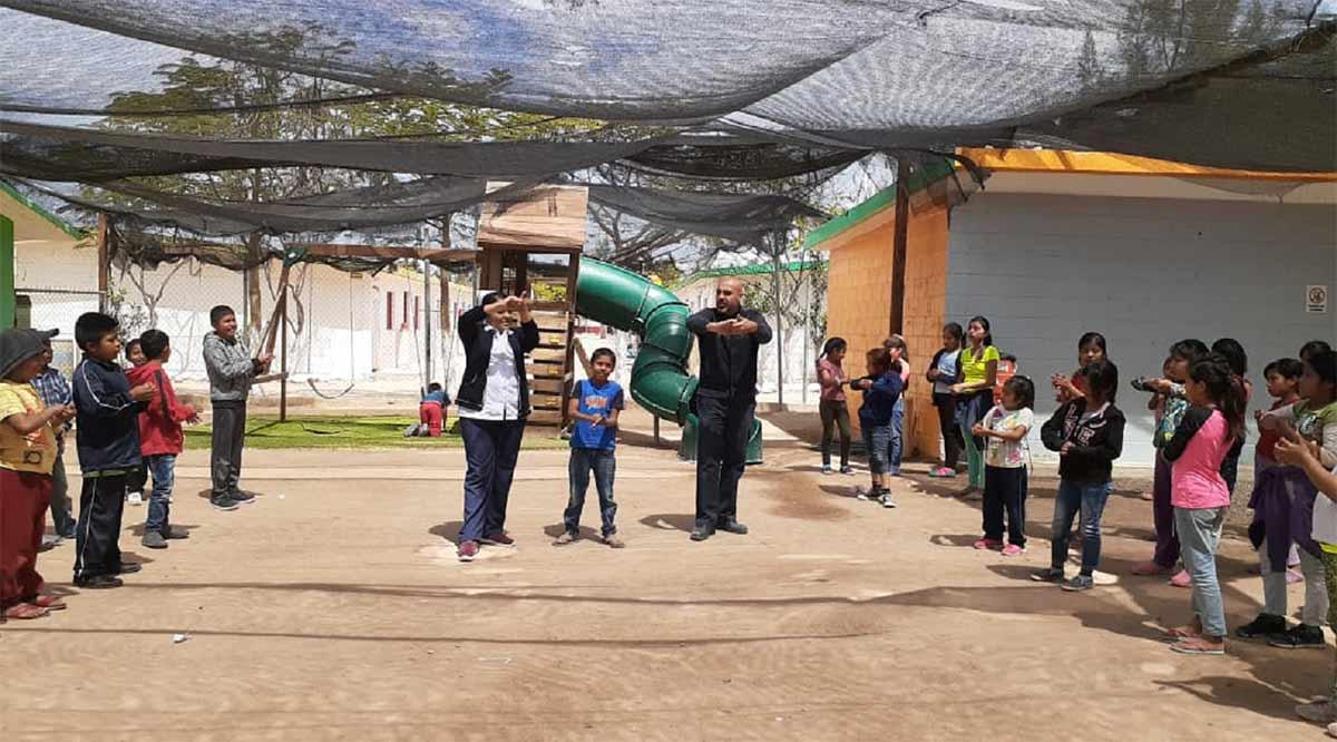 Impulsan medidas preventivas por Covid-19 a familias de jornaleros agrícolas de Mulegé