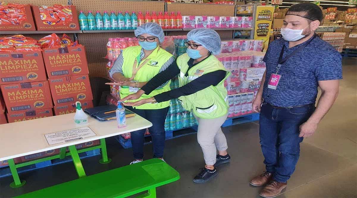 Promueven medidas preventivas por Covid-19 en comercios de Los Cabos
