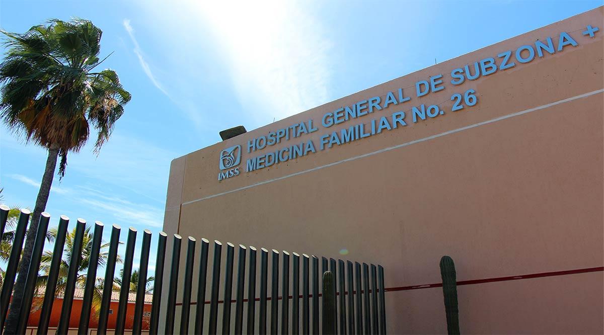 Destina el IMSS su hospital de Subzona en CSL como unidad para atención de Covid-19