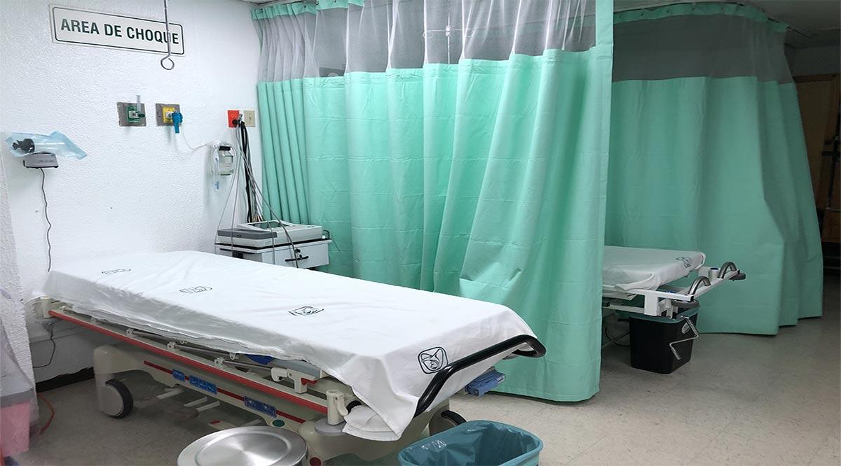 Cuenta el IMSS en Los Cabos con áreas aisladas para atención de pacientes Covid-19