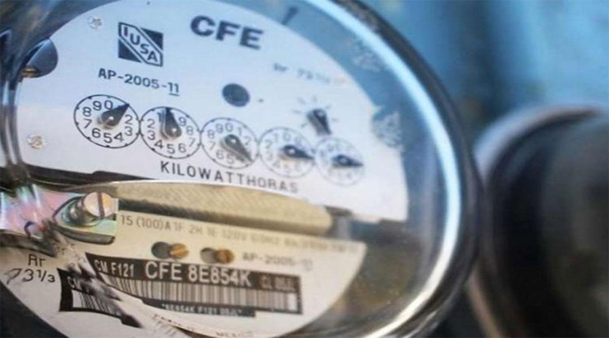 El ajuste en abril a la tarifa de CFE es del 0.23% y no del 4% asegura la CFE