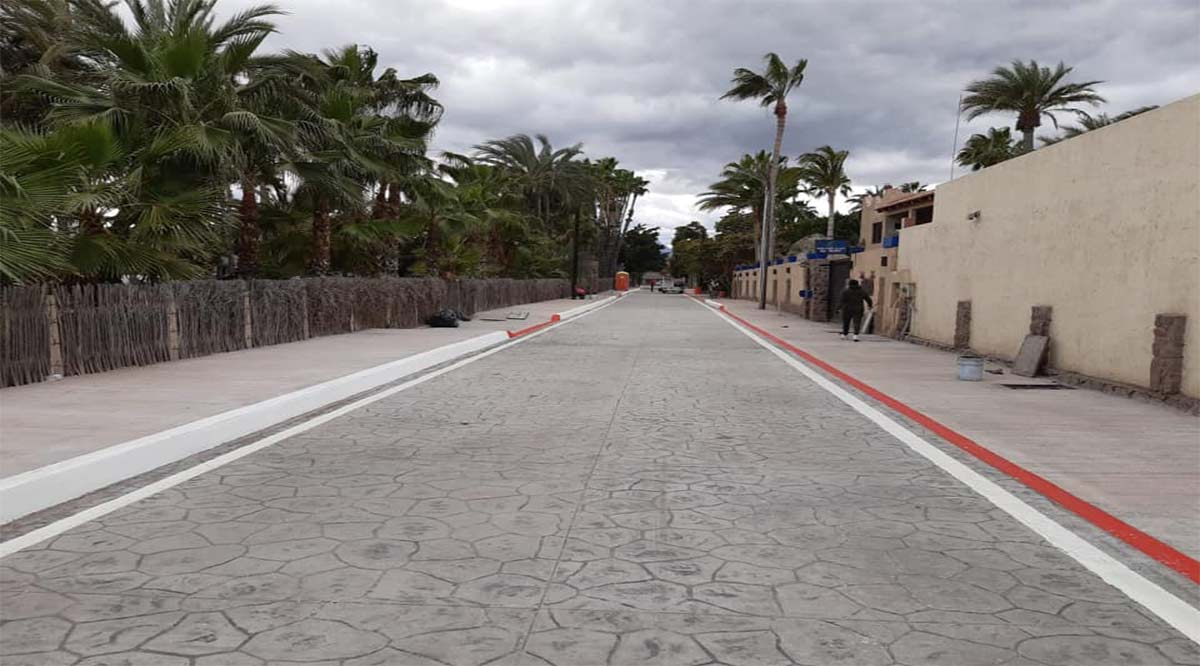 Se han invertido más de 85 mdp en pavimentaciones en Loreto