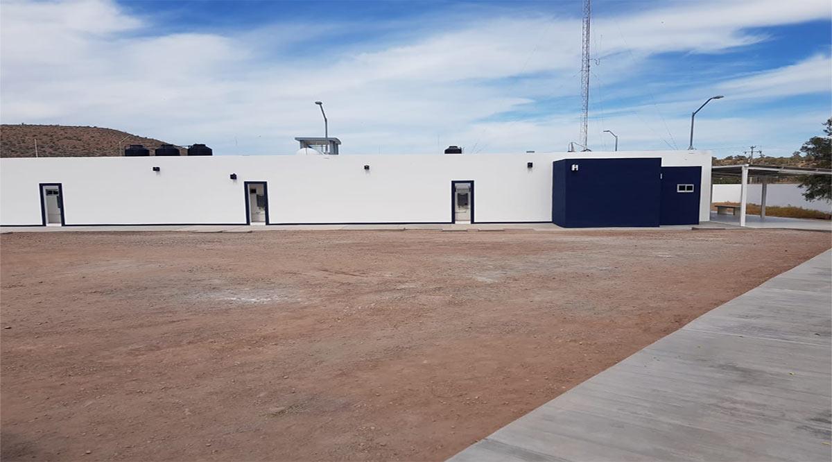 Se han destinado 17.5 mdp en infraestructura de seguridad en Loreto