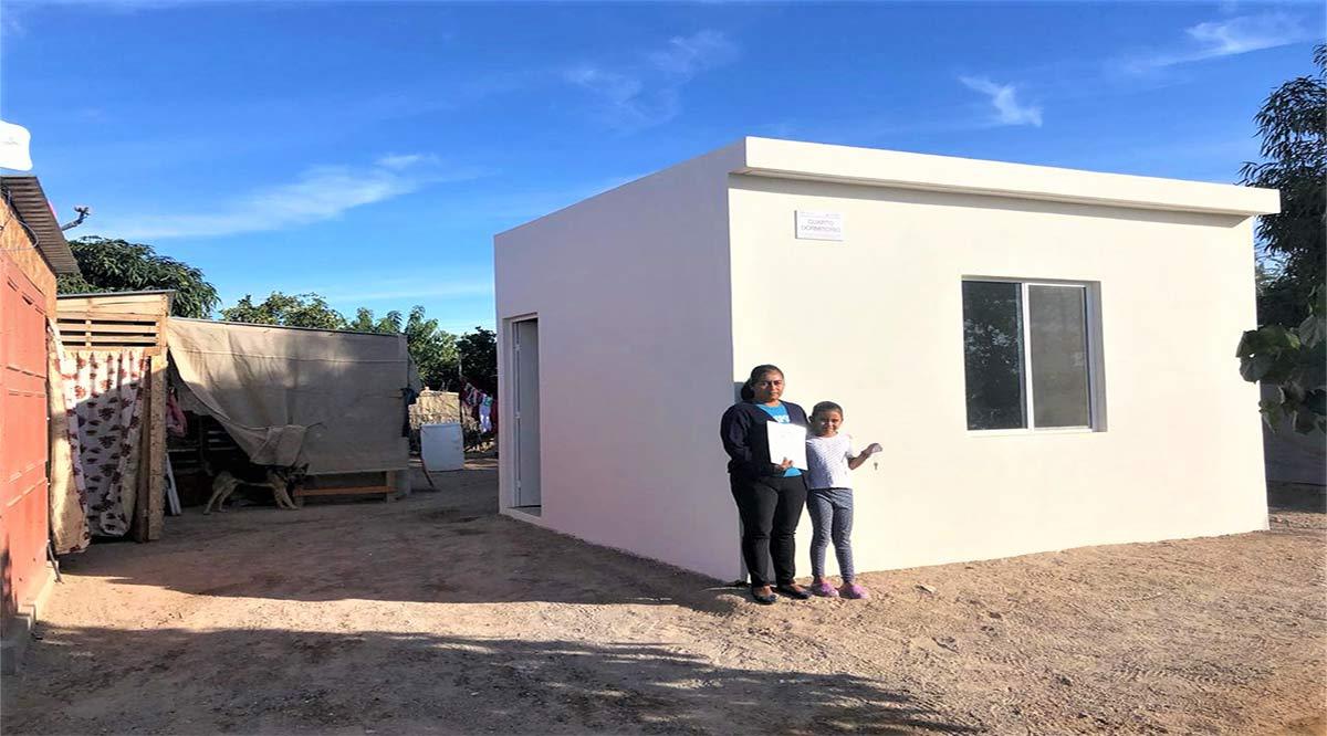 Se han beneficiado más de 900 familias de Loreto con programas de vivienda