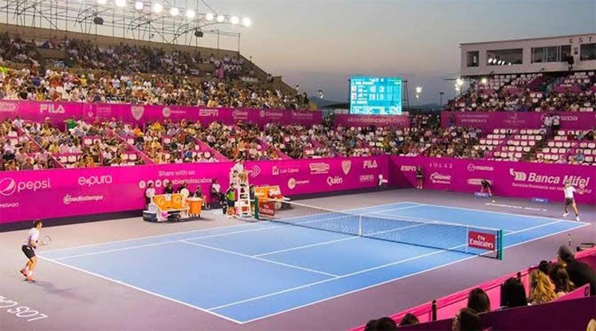 Se pospone hasta el 2021 el Abierto de Tenis Los Cabos