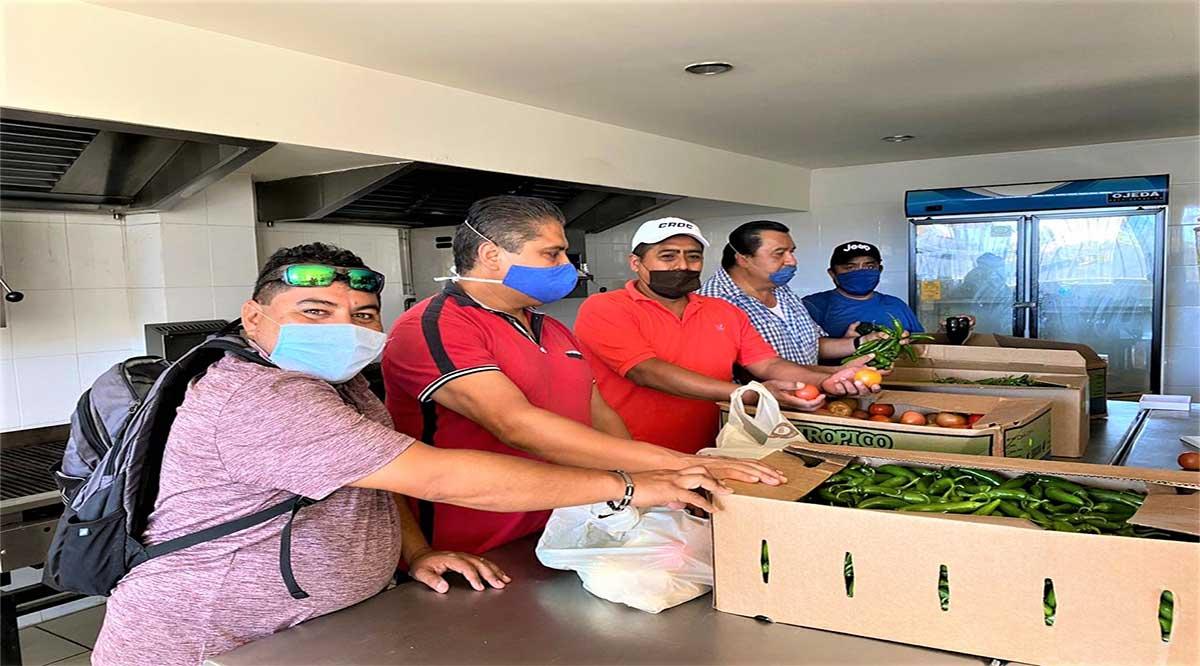 Ha realizado la CROC en Los Cabos más de 30 mil acciones alimenticias