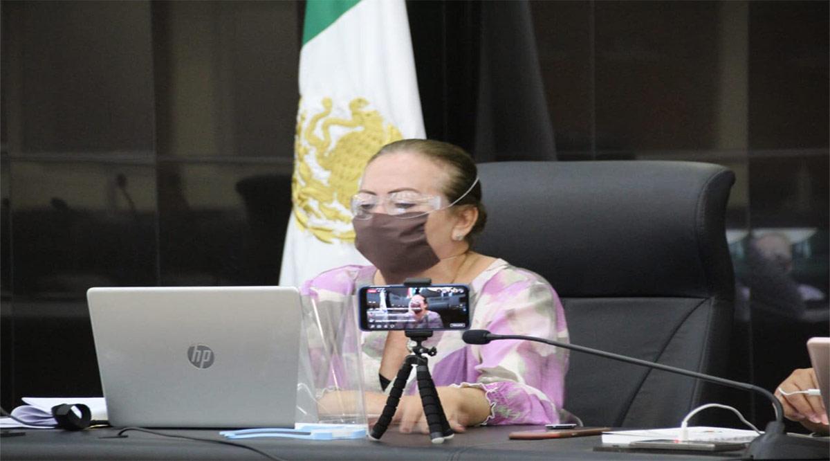 Anuncia la diputada Maciel huelga de hambre porque gobierno federal no cumple