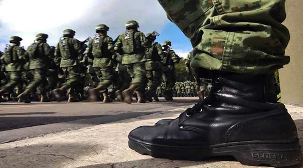 Detectan brote de Covid-19 en la Zona Militar de Guerrero Negro